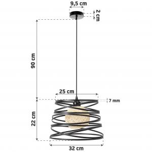 Viesuļvētras izmērs