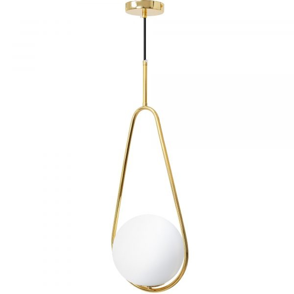 CHANDELIER - PICASSO GOLD DROP