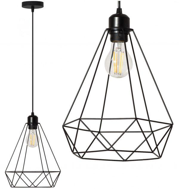Griestu lampa - RENO-Single