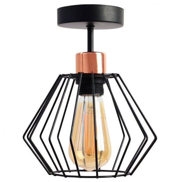 Griestu lampa - SIENA- short