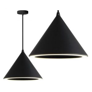 CHANDELIER - LED CONE (5 colors)