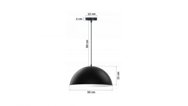 mesa size