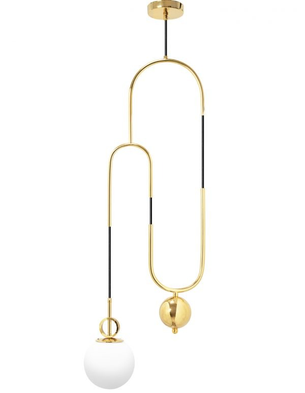 Griestu lampa - PICASO GOLD
