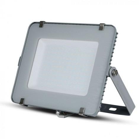 150W (18000Lm) IP65 LED PROŽEKTORS SAMSUNG CHIP (Melns/Balts/Pelēks)