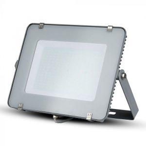200W (16000Lm) IP65 LED PROŽEKTORS SAMSUNG CHIP (Melns/Balts/Pelēks)