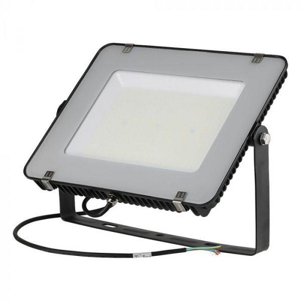 200W (24000Lm) IP65 LED Prožektors SAMSUNG CHIP (Melns/Balts/Pelēks)