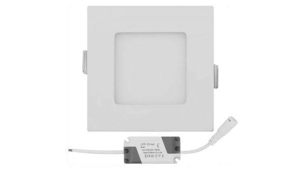 Iebūvējamais LED PANELIS 3W
