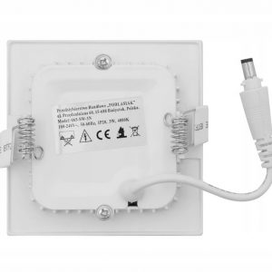 BUILT IN SQUARE LED PANEL 3W