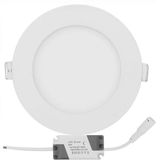 Iebūvējamais LED PANELIS 6W