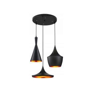 Griestu lampa - COSTA Trio Kārta (2 krāsas)