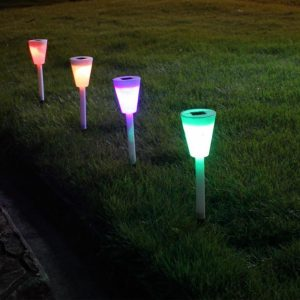 LED SAULES DĀRZS LIGHT2