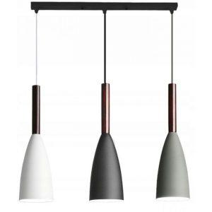 Griestu lampa - LETIZ Trio (4 krāsas)