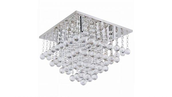 Griestu lampa - CRYSTAL NANTES