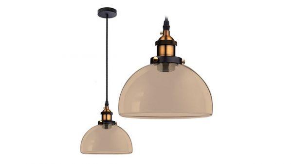 Griestu lampa - VERTO C (2 krāsas)