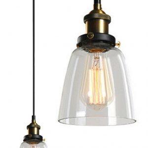 Griestu lampa - VERTO D (2 krāsas)