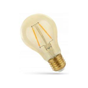 LED FILAMENT SPULDZE E-27 2W 270Lm 2700K