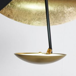Griestu lampa - GOLD FLY