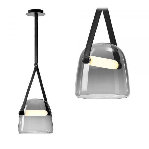 Griestu lampa - BLACK STRAP