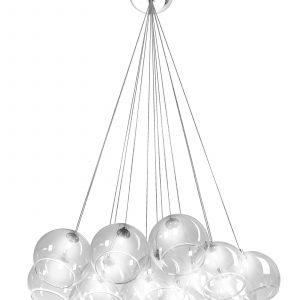 Griestu lampa - GLASS BALLS