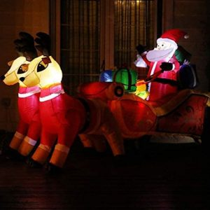 santa on sledge2