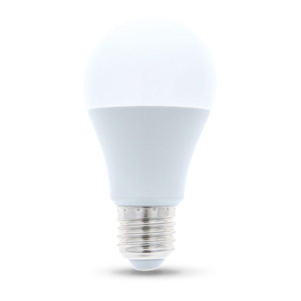 LED spuldze E27 A60 10W 230V 3000K 806lm Forever Light