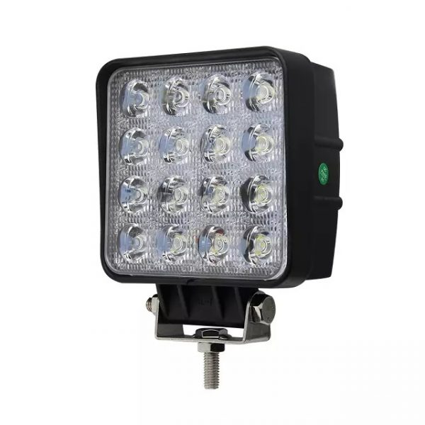 EPISTAR LED DARBA LUKTURIS 48W 3260Lm IP68