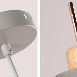 Griestu lampa - PURI (4 krāsas)