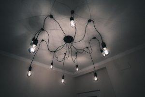 LED apgaismojums arī kā dizaina elements