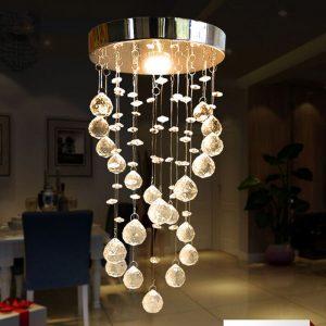 kristals plafond 2