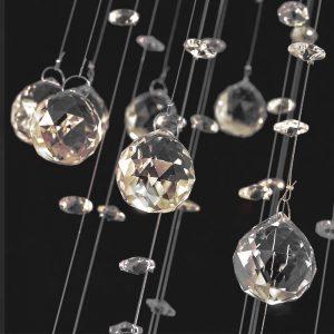 kristals plafond 4