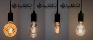 LED dekoratīvās (FILAMENT) spuldzes