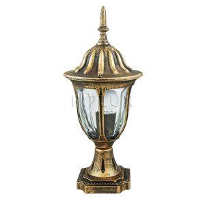 Dārza Lampa - FLORENCE low bronze (12 gb.)