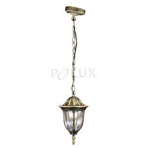 Iekaramā Lampa - FLORENCE hanging bronze (12gb.)