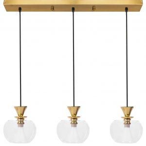 Griestu lampa - KULA ZELTA 3