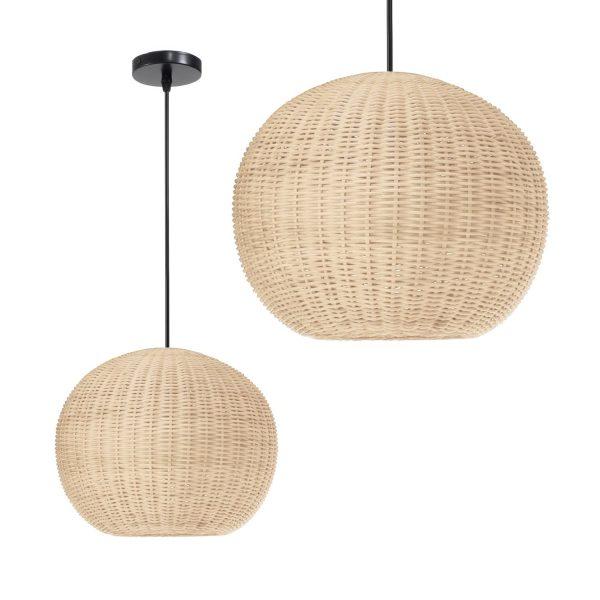 Griestu lampa -  KURU PAKARA NATURAL