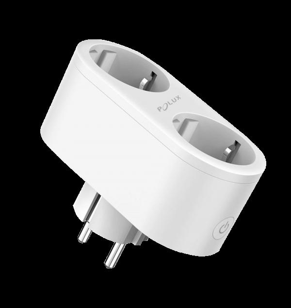 Double elektrības ligzda SMART WiFi Tuya