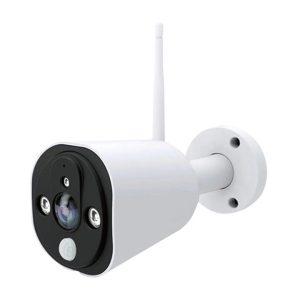 Polux kamera āra COSMO Z1 Smart Wireless PIR Tuya + barošanas