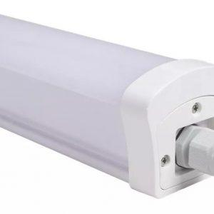 Hermētisks LED gaismeklis 36W, 3240lm, 1200 mm, IP65, neitrāls balts