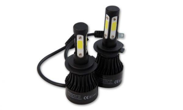 H7 LED spuldžu komplekts 80W 20000lm 9-32V S4